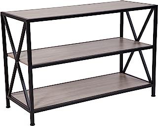 Flash Furniture Chelsea Collection 3 Shelf 26