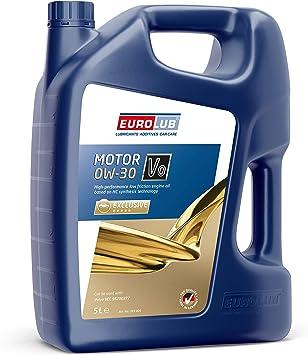 Eurolub Motor Vo Sae 0w 30 Engine Oil 1 Litre Auto