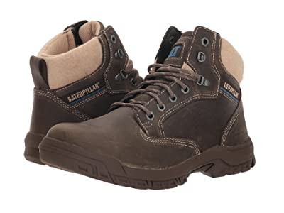 Caterpillar Tess Steel Toe (Dark Gull Grey) Women