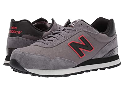 New Balance Classics ML515v1-USA (Castlerock/Black) Men