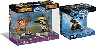 Thumpin' Whumpa Islands Starlanders Imaginators 3-Character Bundle - Crash Bandicoot, Dr. Neo Crotex & Master Tidepool