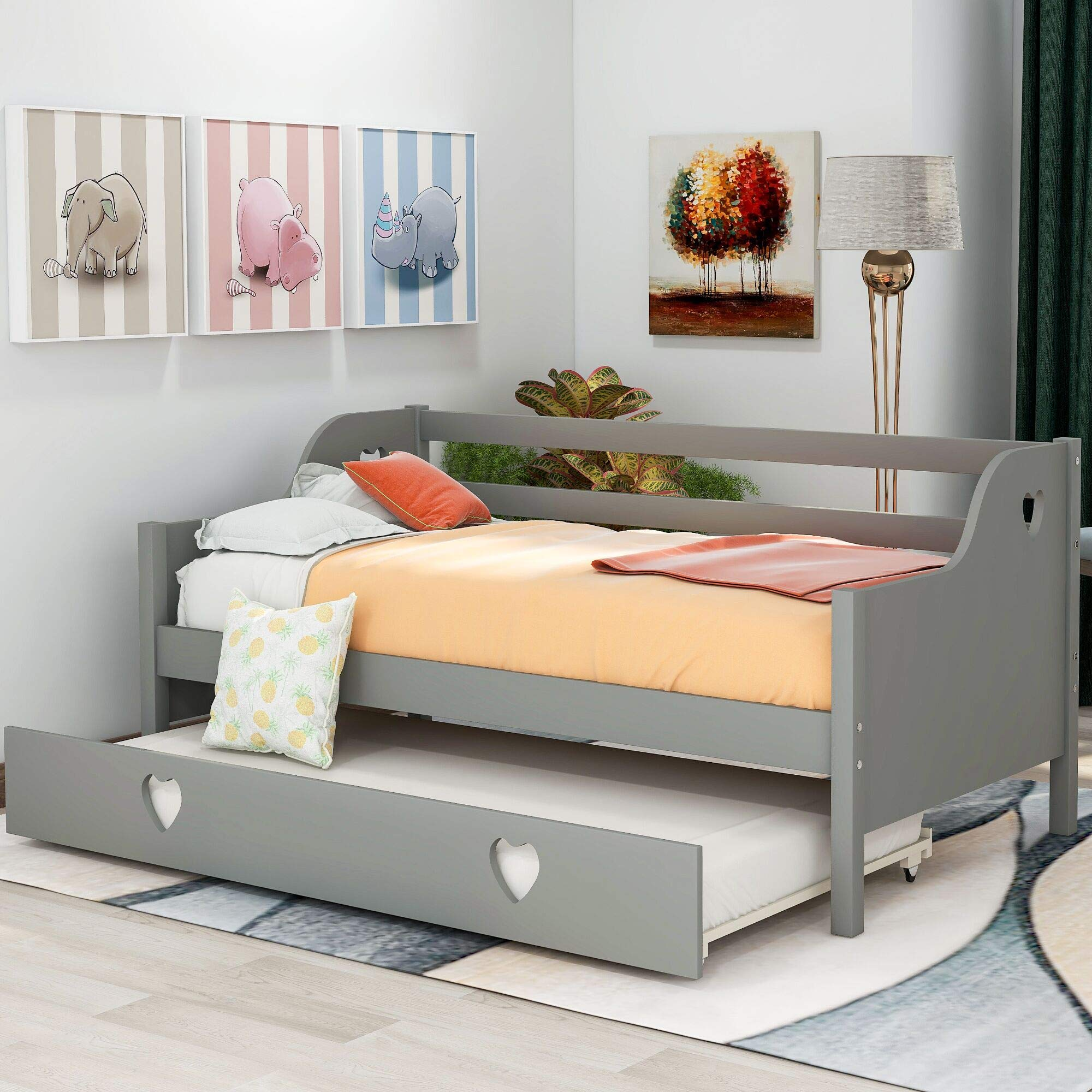 Daybed Trundle WeYoung Standard Captains