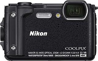 Nikon Coolpix W300 Digital Camera, Black