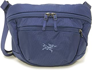 (アークテリクス) Arc'teryx MAKA2 バッグ 17172 ユニセックス ウエストバッグ 鞄 ロゴ ブルー [並行輸入品]