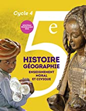 Amazon Fr Histoire Geographie 5eme Eleve Livres