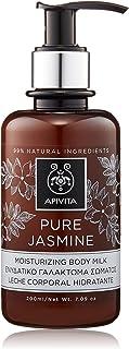 Apivita Pure Jasmine Moisturizing Body Milk 200ml/7.09oz