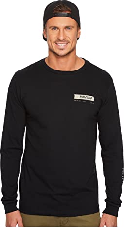 Volcom - Distort Long Sleeve Tee