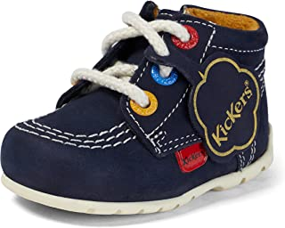 Kickers Unisex Baby Fragile Strap M Ankle Boot