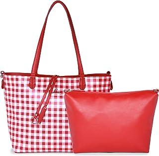 Lavie Women's Handbag (Red)