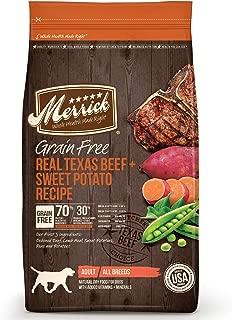 Merrick Grain Free Dry Dog Food Recipe