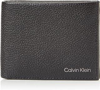 Calvin Klein Men's Sportswear Accessory-Travel Wallet, Black, One Size