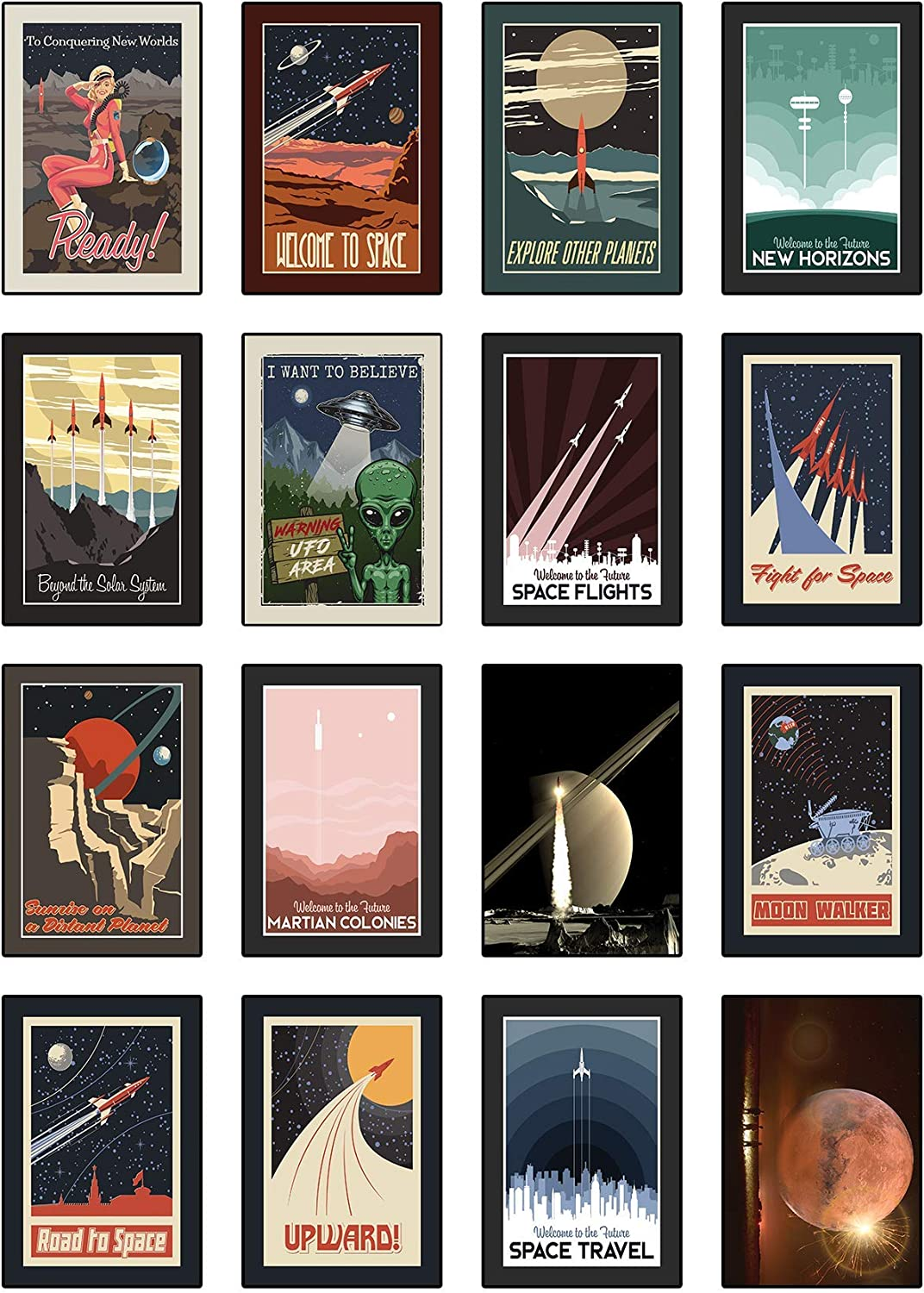 16 Vintage Max Al sold out. 84% OFF Style Space Postcards