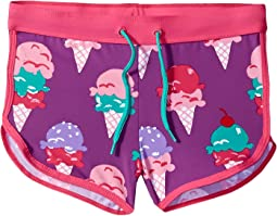 Hatley Kids - Ice Cream Treats Swim Shorts (Toddler/Little Kids/Big Kids)