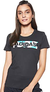 adidas Women's Aop Pack Tee Ii Graphic Tee