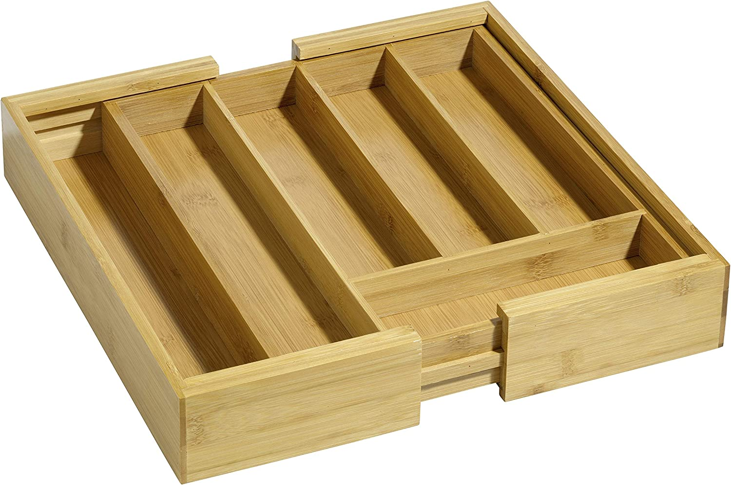 Esmeyer 457317 Adjustable Cutlery Tray Wood Atlanta Manufacturer direct delivery Mall