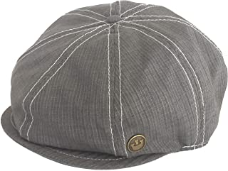 Coltrane Wool Blend 8/4 Apple Jack Newsboy Cap Driver Hat