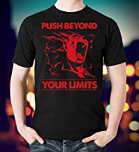 Dragon Ball Shirts Push Beyond Your Limits T Shirt Long Sleeve Sweatshirt Hoodie Youth