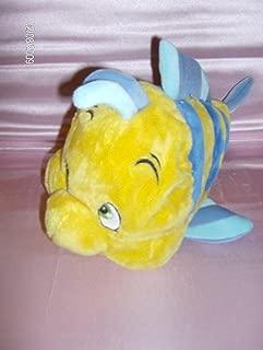Disney The Little Mermaid: Flounder Plush 10