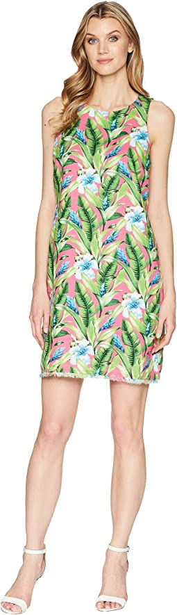 Tommy Bahama Tulum Blooms Shift Dress