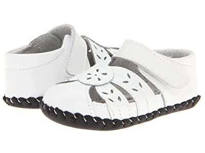 pediped Daphne Original (Infant) (White) Girls Shoes