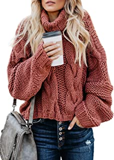 Best chunky cable knit sweater Reviews