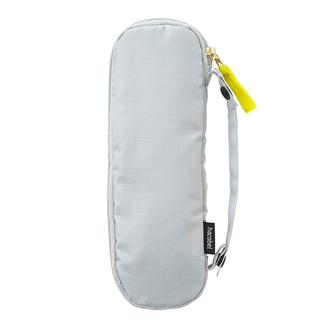 再生可能り続けるマーナ hacobel吸水傘ケース 2way Mini グレー J415GY