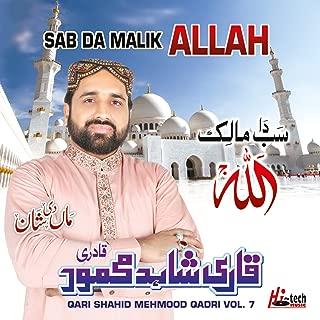 Sab da Malik Allah, Vol. 7 - Islamic Naats