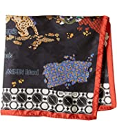 Etro - Paisley Islands Pocket Square