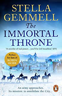 The Immortal Throne: An enthralling and astonishing epic fantasy page-turner that will keep you gripped (City 2)