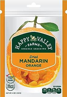 Happy Valley Farms Dried Mandarin Orange