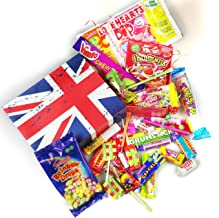 The Best Ever Retro Sweets GREAT BRITISH Selection Box - The Original Sweet Shop in a Box! - By Moreton Gifts!