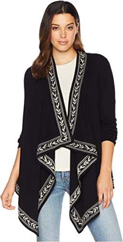 Lennon Embroidered Cardigan