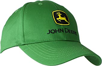 John Deere Embroidered Logo Cap