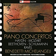 Haydn, Mozart, Beethoven, Schumann & Ravel: Piano Concertos (Live)