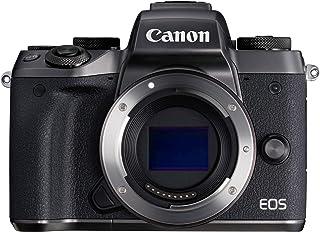 كانون كاميرات بدون عدسة,24.2 ميجابيكسل,تكبير بصري اخرى وشاشة 3.2 انش -EOS M5