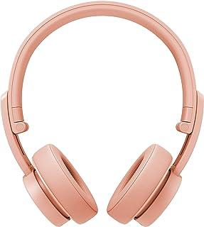 Urbanista Detroit On Ear Bluetooth Kopfhörer [HERAUSRAGENDER Klang MIT Stil], bis zu 12Stunden Wiedergabezeit, Telefonieren per Mikrofon   Cheeky Peach