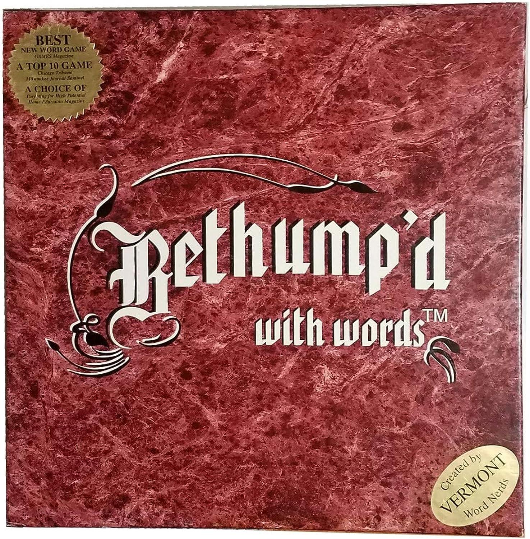 Bethump'd with words by Bethump'd with words