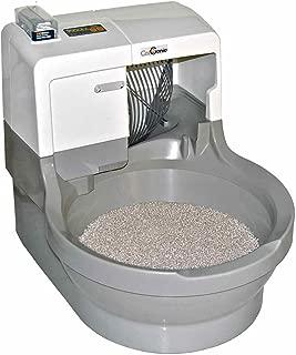 flushing cat toilet