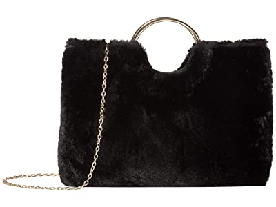 Jessica McClintock Sonia (Black) Handbags