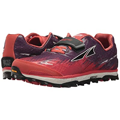 Altra Footwear King MT 1.5 (Orange) Women