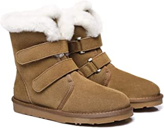 Ever UGG Buckle Boots Nordic #21566