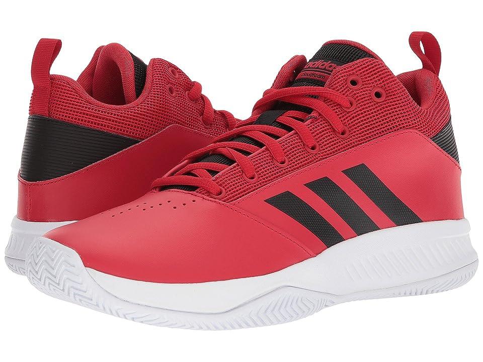 adidas CF Ilation 2.0 (Scarlet/Black/White) Men