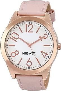 Nine West NW1660SVPK Reloj de Diseñador para Mujer