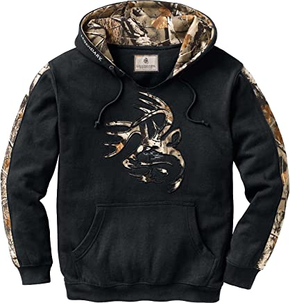 Legendary Whitetails Men's Camo Outfitter Hoodie