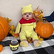 Tacobear 3PCs Beanie Hat Babym/ütze Neugeborene Winterm/ütze Baby Warme M/ütze mit B/ärenohren Neugeborene M/ütze f/ür Baby Jungen M/ädchen Kleinkind Winterm/ütze f/ür Baby 0-6 Monate