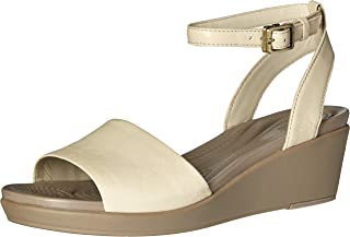 5bf9f0d6834 Amazon.com  Crocs - Platforms   Wedges   Sandals  Clothing