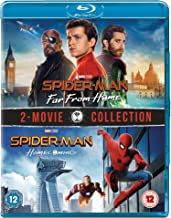 Spider-Man: Far From Home & Spider-Man : Homecoming 2019  Region Free