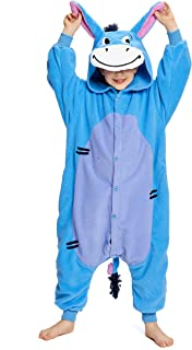 Christmas Donkey Pajamas Cosplay Onesies Costume