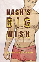 Nash's Big Wish: A Gay Reality Change Story (English Edition)