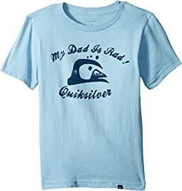 Quiksilver Kids Daddy Tee (Toddler/Little Kids)